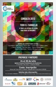 Afiche final Consulta 2013