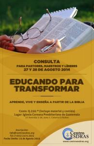 Centro Esdras_Consulta 2014
